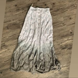 Lace ombré Skirt
